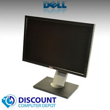 "Dell Ultrasharp Widescreen LCD Monitor 1909W  19"" Grade A Refurbished Lot of 10"