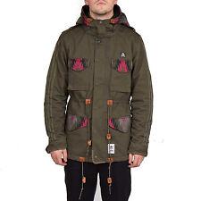 adidas Hip Length Zip Military Coats & Jackets for Men
