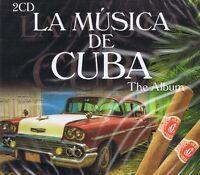 MUSIK-DOPPEL-CD NEU/OVP - La Musica De Cuba - The Album