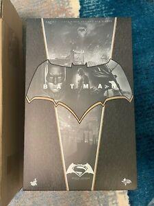Hot Toys MMS 342 Batman Vs Superman Dawn of Justice Normal Version NEW!