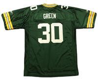 Men's Reebok Ahman Green #30 Green Bay Packers Football Jersey Sz XL NFL GUC