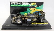 Coches de carreras de automodelismo y aeromodelismo MINICHAMPS Lotus sin anuncio de conjunto