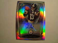 2014 Bowman Chrome Dri Archer Autograph Rookie