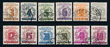 Gebiet SBZ Gestempelte Ungeprüfte Briefmarken aus Deutschland (ab 1945)