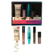 Make Up Gift Set kit Highlighting Cream Lip Gloss Brow Gel Eyeshadow Mascara