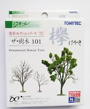 Tomytec N Scale The Zyumoku Tree 101 Keyaki Diorama Ornarmental Bonsai Tree