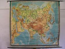 Scheda crocifissi Muro Carta schulkarte Asia Asia Cina 6m 1951 Roll carta 210x193cm
