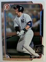 2015 15 Bowman Aaron Judge Rookie RC #150, Yankees