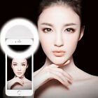 Selfie Portable LED Ring Fill Light For iPhone 6/7plus Huawei Camera Photography