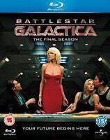 Battlestar Galactica: The Final Season (Season 4, Part Two) [Blu-ray] [DVD]