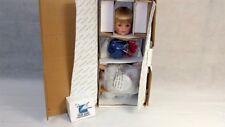 Danbury Mint Yankee Doodle Drummer by Susan Wakeen Porcelain Doll COA A549