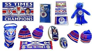 Glasgow Football Gifts For The Rangers Champions Fans