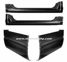 GMC SIERRA EXTENDED CAB FACTORY STYLE ROCKERS AND CAB CORNERS 1988-1998