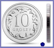 POLAND POLEN POLOGNE 10 GROSZY 2018 FDC