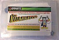 Ornate Illuminator Mini Christmas Light Repair Set
