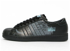 "Adidas Originals x Star Wars SUPERSTAR VIN ""SUPERDEATHSTAR"" UK 10.5 US 11 NEW!!!"