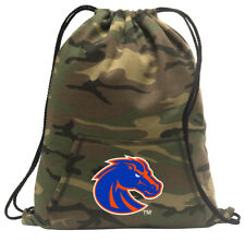 Boise State Cinch Pack Backpack COOL CAMO Boise State Broncos Bags