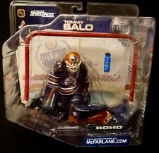 McFarlane Sports NHL Hockey Series 2 Tommy Salo Action Figure Oilers New 2001