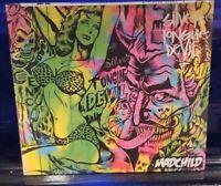 Madchild of Swollen Members - Silver Tonge Devil CD SEALED la coka nostra slaine