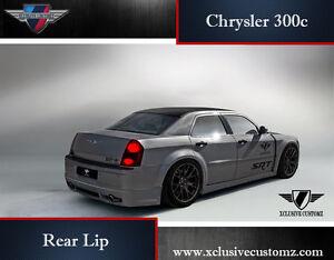 Custom Modification Accessories: Chrysler 300c