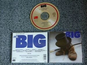 MR.BIG - Mr.Big (1989) - CD