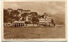 1925 Rapallo New Casino Hotel Dal Mare Guller Genova dest. Navacchio FP B/N VG