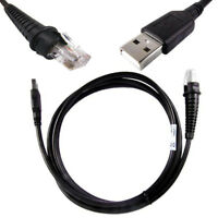 6FT 2M Straight USB Cable For Youjie YJ4600 Barcode Scanner