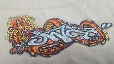 Vintage 90s Jnco Jeans Cargo Khakis 38W 32L Punk Skater Goth Rave Urban Hip Hop!