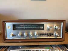 Vintage Pioneer SX-1000TW Stereo Receiver wWood Case AUX works but NO FM