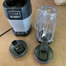 Nutra Ninja Pro BL456 Professional 900 Watt Blender Replacement Base w/ 2 Cups