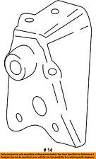 Jeep CHRYSLER OEM Renegade Front Bumper Grille Grill-Bracket Left 68256216AA