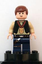Lego minifig Han Solo Cérémonie, Star Wars
