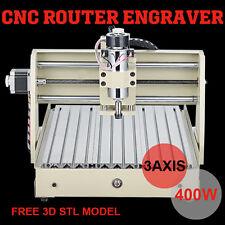 3 Achse 3040 CNC Fräse Fräsmaschine Portalfräse Graviermaschine Maschinen Mach3