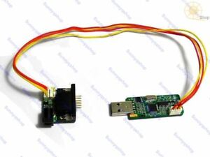 USB Programmer for M.NT68676.2A LCD Controller Board Reprogramming converter