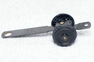 American Flyer S-gauge steam engine tender drawbar, unknown application