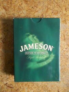 Jameson Irish Whiskey Playing Cards - 2006 - New & Unused