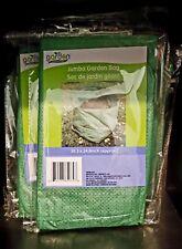 New ListingJumbo Garden Bags (X6) Lot - Lawn/Leaf/Fruits/Vegetabl es - Spring Planting