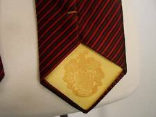 Trump Silk Tie - Beautiful Men's Donald J. Trump Rich Multi-Color Striped Tie