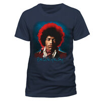 OFFICIAL Jimi Hendrix T Shirt Sky Both Sides Of The Sky J H Experience