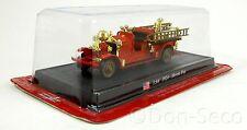 Del Prado bomberos vehículos 1924 Ahrens fox estados unidos 1:64 OVP