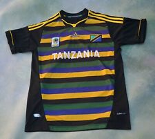 Adidas Tanzania National Soccer Team Size Youth Xl.