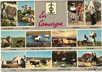 13 - cpsm - En Camargue