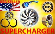 Mazda Performance Turbo Air Intake Fan Supercharger Kit