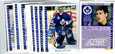 1X FELIX POTVIN 1993-94 Score #5 PROMO SAMPLE PROTOTYPE Bulk Lot Available