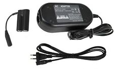 AU Ac Adapter +Coupler DR-DC10 for Canon A800 A810 A1300 A1400 SX150 IS SX160 IS