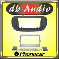 Phonocar 3/578 Mascherina Autoradio 2 Din Cinquecento Adattatore Cornice Radio