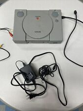 Sony Playstation 1 PS1 Console with Cables