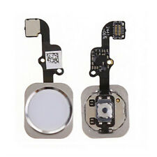Touch ID Sensor Home Button Flex Cable Keys Cap Assembly For iPhone 6 6s Plus