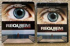 Requiem For A Dream [4K UHD + Blu-ray] LIKE NEW w/ Slipcover - No Digital