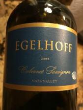 Cellar Selection - Egelhoff 2003 Napa Valley Cabernet Sauvignon **1 BOTTLE**